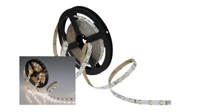 LED Streifen 24V, 4.8W/m Warmweiß