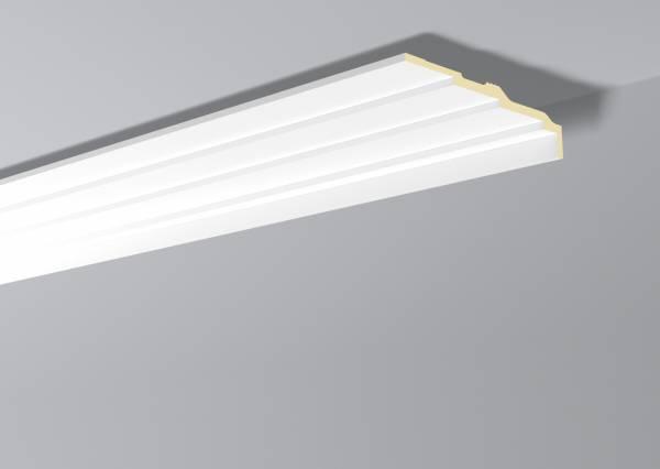 Licht Stuckleiste 255 x 60 mm NMC ARSTYL | AD21 | wendbar