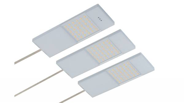 LED Unterbauset, 4W, weiß inkl. LED Konverter m. Mini-Verteiler u. 1,8m Zuleitung