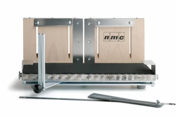 Gehrungslade NMC Vario | Profiqualität | Gehrungsschnitte von 40°-0°-90°