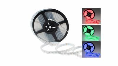 LED Streifen RGB 14,4W/m 72W, IP68, 24V