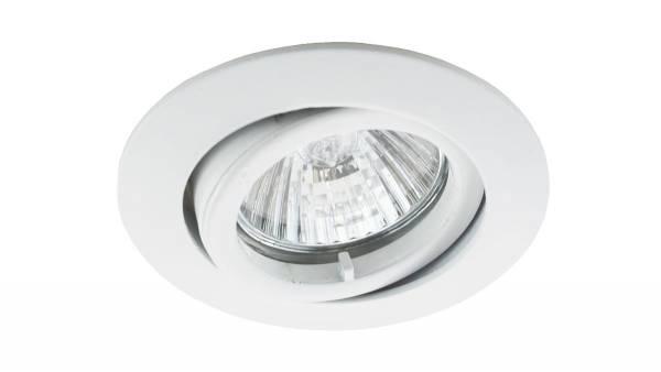 LED Einbauleuchten, max. 50W, weiß
