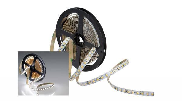 LED Streifen 24V, 9.6W/m Warmweiß
