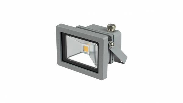 LED Fluter, 15W, silber ohne Zuleitung, inkl. Montagebügel