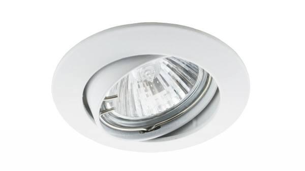 LED Einbauleuchten, max. 50W, chrom